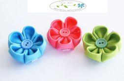 Spinki kwiatki