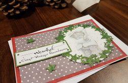 Kartka bożonarodzeniowa KH191003