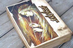 Pudełko na pendrivy i zdjęcia, anioł, prezent