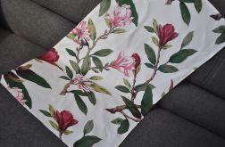 Bieżnik 48 x 90 cm - kolorowe magnolie