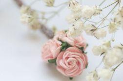 Letnie kwiaty - Różany bukiet