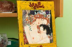 Macierzyństwo - Gustav Klimt