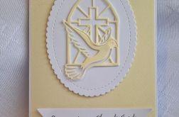 Zaproszenie na uroczystość Chrztu Św. w4