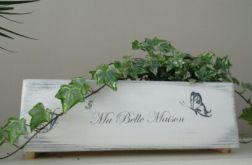 Skrzynka na zioła / kwiaty