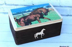 Kufer dla miłośników koni
