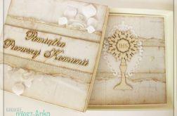 Pamiątka I Komunii Świętej w pudełku 1