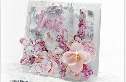 Kartka na Walentynki LOVE