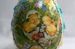 Jajko z kurczakami (16cm)