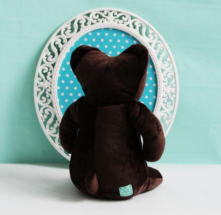 Miś Zabawka Przytulanka Minky ciePLUSZki - Teddy Bear