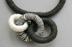 Naszyjnik z bransoletką Mweru