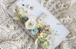 Kartka urodzinowa z motylkami, 548