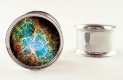 Na zamówienie : Plug GALAXY Nebula 16mm