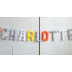 Literki bawelniane 18cm* CHARLOTTE*