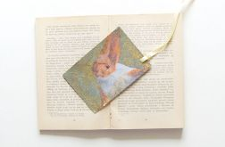 Zakładka do książki z wiewiórką - nr 4