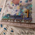 Kartka urodzinowa Pociąg - Kartka Pociąg 1