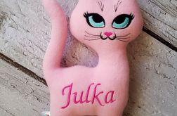 Personalizowany kotek - przytulanka e