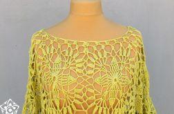 Sukienka Limonkowe Boho