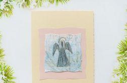 Kartka  świąteczna minimalizm 51