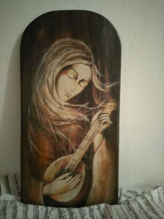 Anioł muzycznych treści