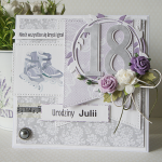Personalizowana kartka urodzinowa dla 18-tki - 18ax