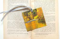 Zakładka do książki jesień 10