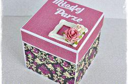 Młodej Parze - box personalizowany