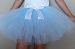 Spódnica TUTU baby jasnoniebieski