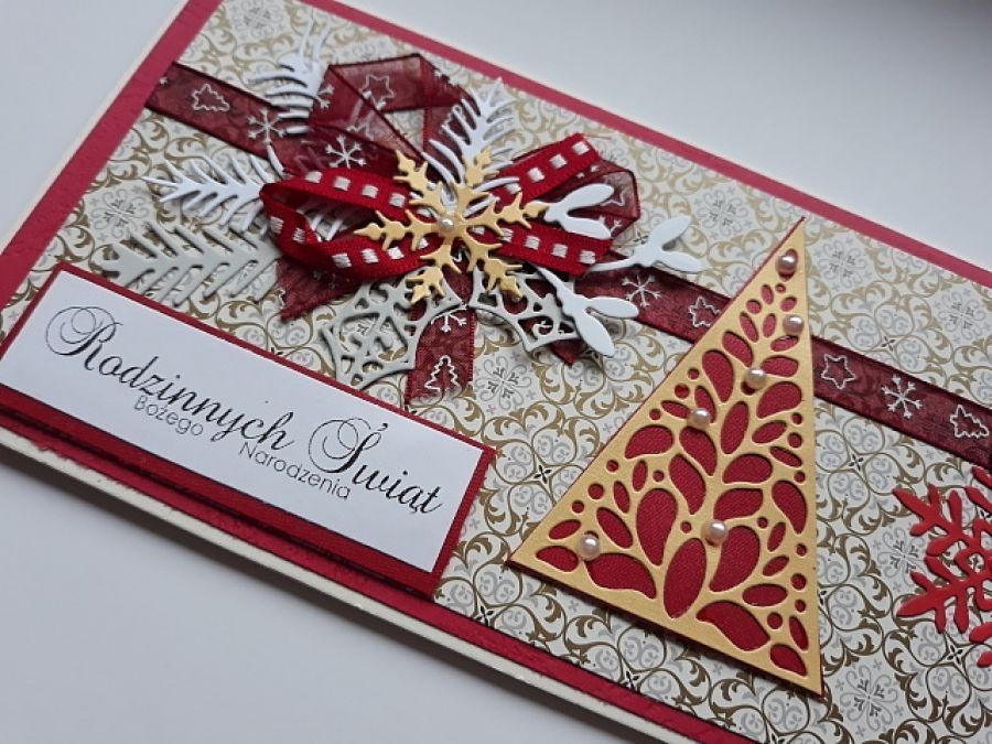 Kartka Boże Narodzenie 18 -
