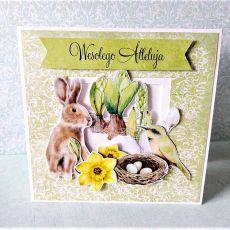 Kartka Wielkanocna 1