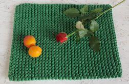 Zielona podkładka na stół
