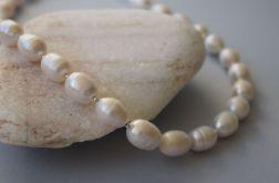 Naszyjnik-naturalna perła
