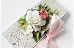 Kwiatowy czekoladownik