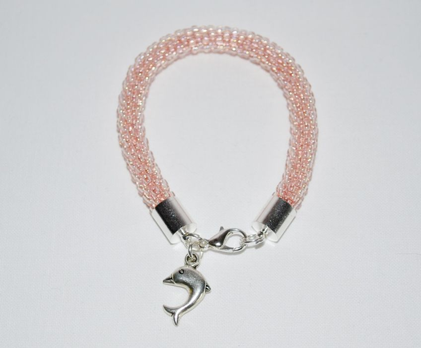 Silver pink
