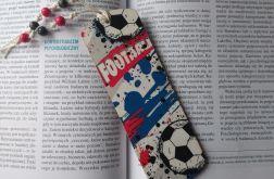 zakładka dla kibica piłki nożnej