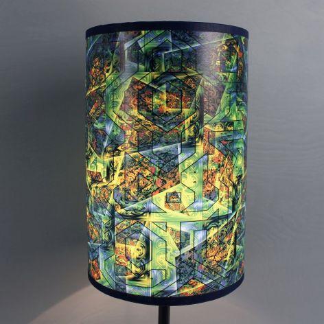 Lampa nocna biurkowa sEN kOSIARZA 6 M