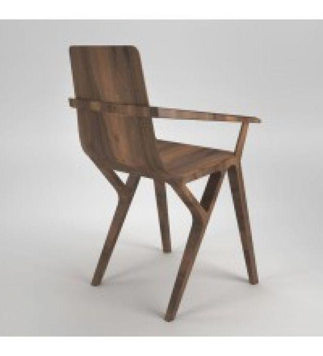 Krzesło Afrika