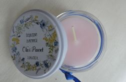 Upominki dla gości mini świeczka