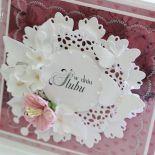 W Dniu Ślubu - kartka okolicznościowa
