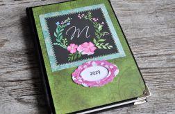 Kalendarz książkowy A5 - układ dzienny nr24