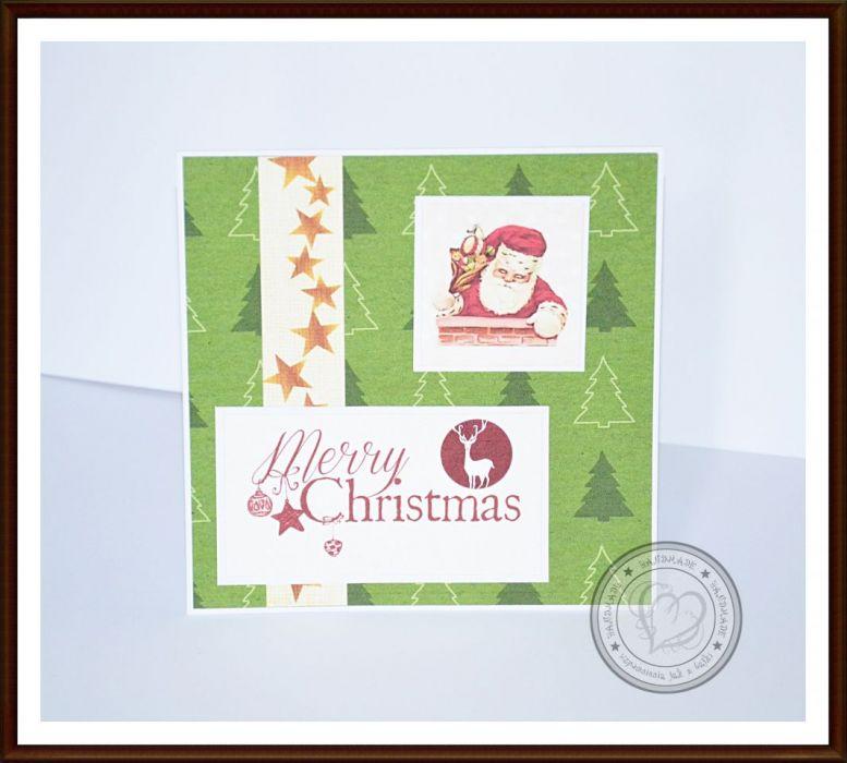 Kartka świąteczna #16 (Boże Narodzenie)