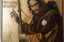 Ikona Świętego Jakuba Większego Apostoła
