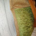 Torebka damska torba shopper zielona