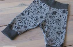 Spodnie dresowe dla malucha
