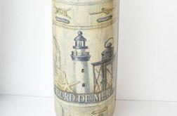 Morskie klimaty - butelka