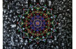 Mandala Wzmacniająca M025