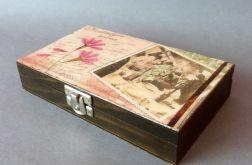 Pudełko na banknoty Romantic Journey