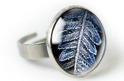 Frozen pierścionek z ilustracją