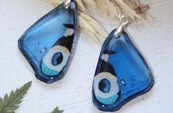 Kolczyki- skrzydła motyla