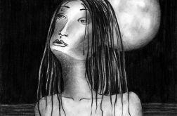 Woda - oryginalny rysunek 0407