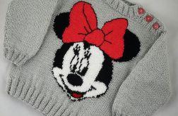 sweterek dziecięcy z Myszką Miki